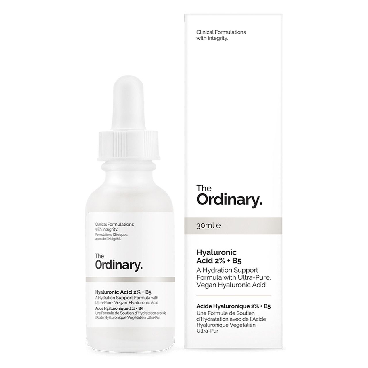 Гіалуронова кислота - The Ordinary Hyaluronic Acid 2% + B5