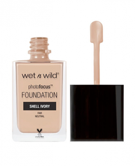 Wet n Wild Photo Focus тональний (1) Shell Ivory (Fair Neutral)