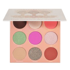 Juvia's Place The Douce palette