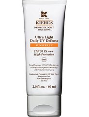 KIEHL'S Ultra Light Daily Defense SPF 50 PA++++ сонцезахисний крем 60 мл