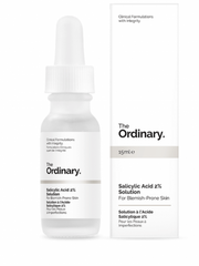 The Ordinary Salicylic Acid 2% Solution для пробленої шкіри
