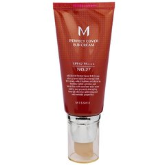 Missha Perfect Cover BB Cream - 27 Honey Beige