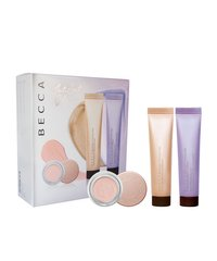 Becca Jet Set Glow, Prep and Prime Kit (коректор і праймери)