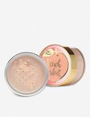 Too Faced Peach Perfect mattifying loose setting powder