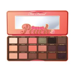 Палітра тіней Too Faced Sweet Peach Palette