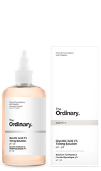 The Ordinary Glycolic Acid 7% Toning Solution гліколевий тонік