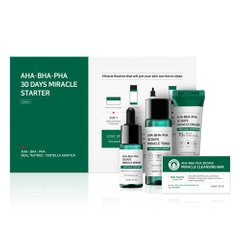 SOME BY MI - AHA, BHA, PHA 30 Days Miracle Starter Limited Set - лімітований набір мініатюр