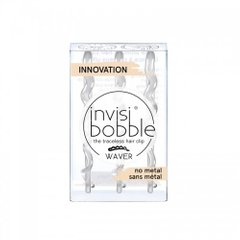 Invisibobble WAVER Crystal Clear - заколки