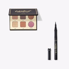 Tarte on-the-go glam eye set - тіні + підводка