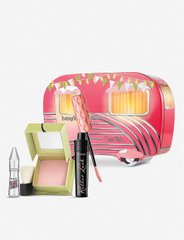 Benefit Sweet Ride - набір: туш Roller Lash, рум'яна Dandelion, гель для брів