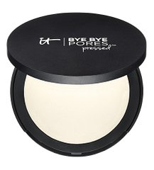 IT COSMETICS Bye Bye Pores Pressed Powder - прозора компактра пудра