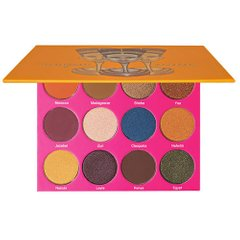 Juvia's Place Nubian 2 Eye shadow Palette