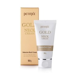 Petitfee Gold Neck Cream - крем для шиї